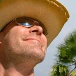 Enjoying The Warm Florida Sun