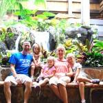 Posing At The Polynesian Resort