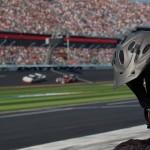 Daytona 500 crew member down pit road