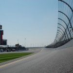 Daytona International Speedway New Pavement, New Asphalt