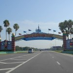 Walt Disney World Gate