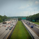 Highway I-75 Congestion, Traffic, Construction