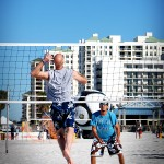Daniel Saint-Pierre, Beach Volleyball, Winding-Up Lefty