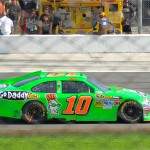 Danica Patrick, GoDaddy Chevrolet at the 2012 Daytona 500, NASCAR, Sprint Cup