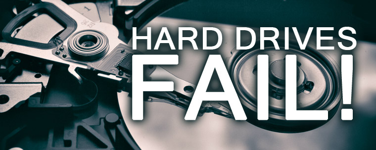 how to avoid hard drive failure