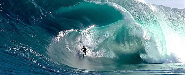 big wave surfing Florida