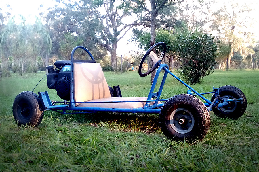 Our-Honda-Powered-Go-Kart