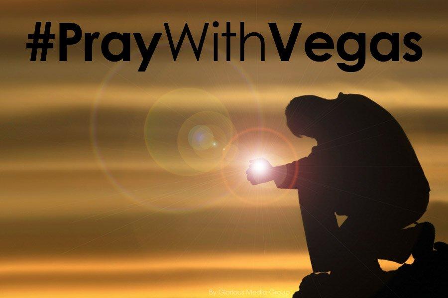 #PrayWithVegas