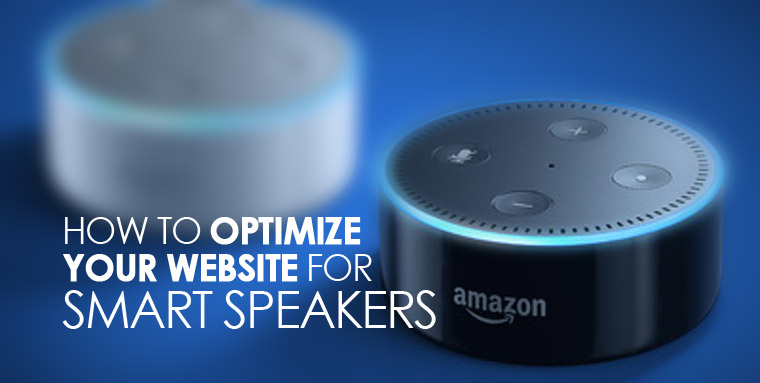 how to optimize my website for smart speakers
