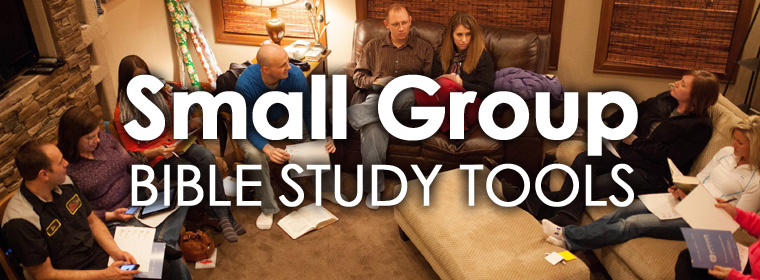 Free Bible Study Small Group Material